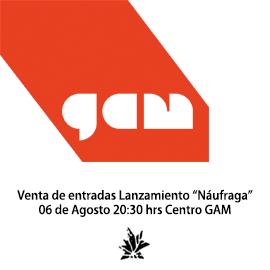 """ROSARIO MENA PRESENTA """"NÁUFRAGA"""" EN CENTRO GAM"""