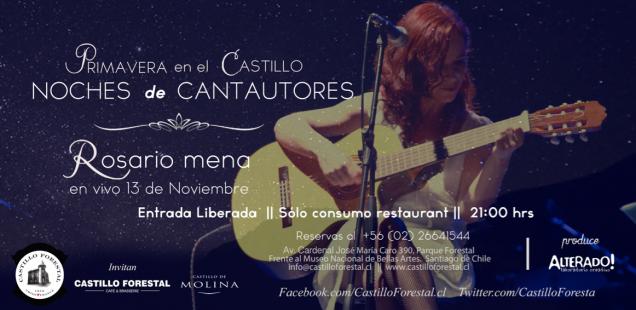 Primavera en el Castillo: Noches de Cantautores